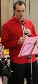 Prof Clarinette