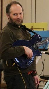 Prof Guitare